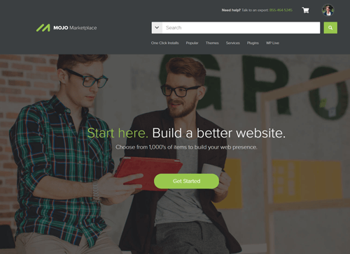 Mojomarketplace WordPress