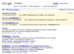 Google bevorzugt Marken
